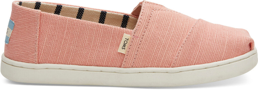 8b74c743752 Coral Pink Heritage Canvas Youth Classics