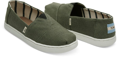 Olive Heritage Canvas Youth Classics