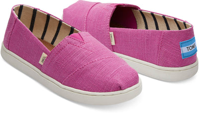 Rose Violet Heritage Canvas Youth Classics