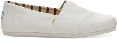 White Canvas Men's Classics