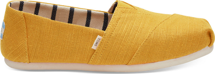 Gold Fusion Heritage Canvas Womens Alpargata