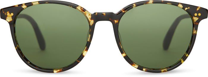 Bellini Eco Havana Tortoise | Bottle Green Lens
