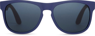 TRAVELER By TOMS Manu Matte Deep Cobalt Dark Grey Lens