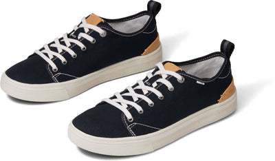 Black Canvas Womens Trvl Lite Sneakers