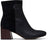 Black Leather Nubuck Women's Emmy Boot