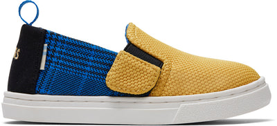 Butternut Sport Knit Plaid Tiny Luca Slip-Ons