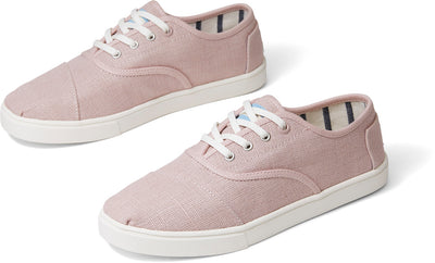 Coral Heritage Canvas Women's Cordones Cupsole Sneakers