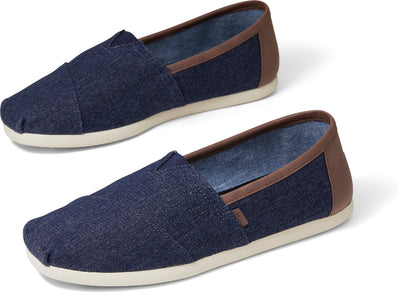 Dark Denim Mens Classics Ft. Ortholite