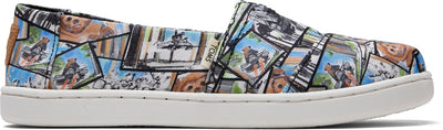 Multi Star Wars Ewok™ Print Youth Classics