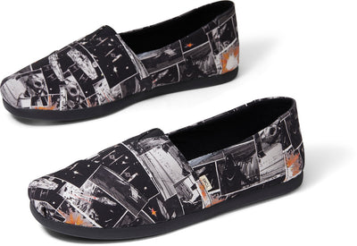 Black Star Wars Darth™ Print Men's Classics Ft. Ortholite
