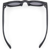 TRAVELER Bryton Matte Black White | Grey Lens