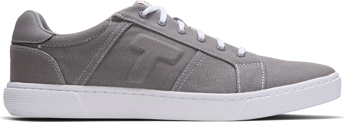 Drizzle Grey Canvas Men's Leandro Sneaker
