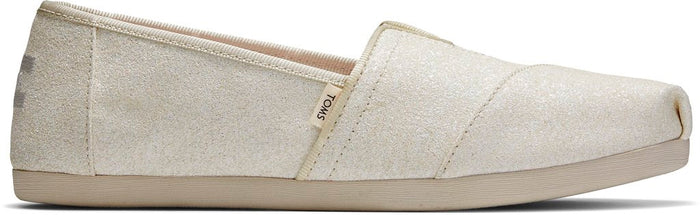 Ivory Glitter Women's Classics Ft. Ortholite