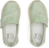 Plant Dye Mint Green Canvas Tiny Toms Classics
