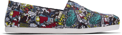 Multi Marvel Comic Pop Printed Men's Classics