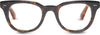 Archie Dark Tortoise/Honey Tort | Optical Frame Only