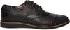 Black Leather Men's Classics Brogue