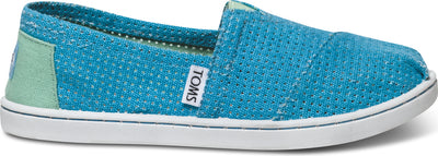 Blue Two-Tone Freetown Youth Classic Alpargatas