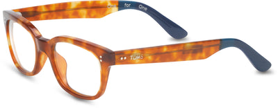 Lyndi Honey Tortoise/Midnight Blue | Optical Frame Only