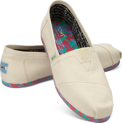 Natural Coral Earthwise Women's Classics