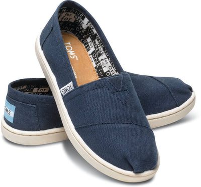 Navy Canvas Youth Classics