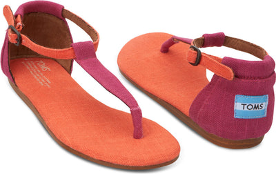 Pink Mix Women's Playa Sandals