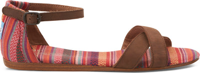 Stripes Mix Women's Correa Sand