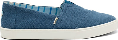 Australian Open Blue Heritage Canvas Men's Cupsole Alpargatas