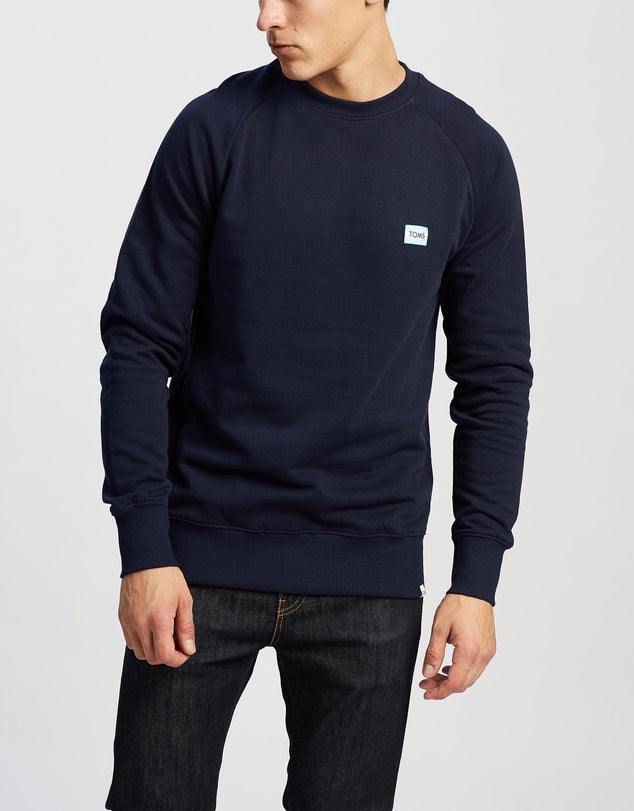 Essential Sweat Navy