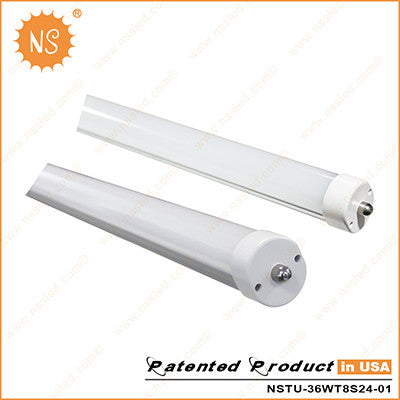 LED T8 Tube Light 8ft - Commercial Lighting Manufacturer