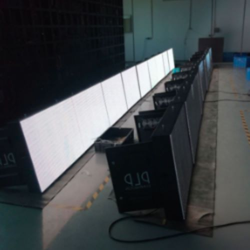 P4 LED Wall Display Panel (Interior) - Commercial Lighting Manufacturer