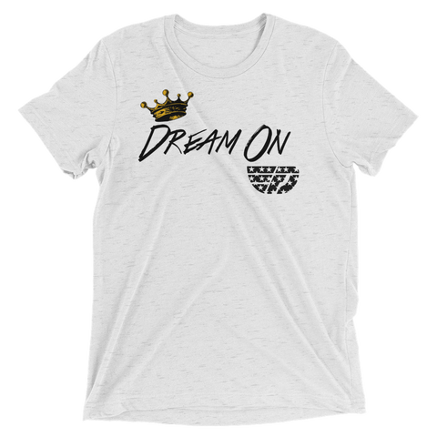 Fly Definition Womens Dream On Triblend T-shirt