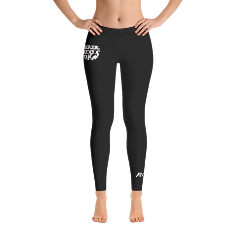 Fly Definition Basic Women's Leggings