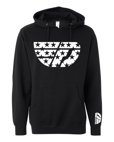 Fly Definition Star Logo Hoodie