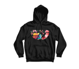 Fly Definition Floral Patch Hoodie