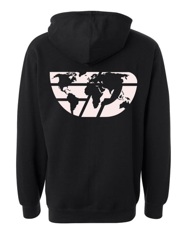 Fly Definition Globe Trotters 2.0 Hoodie