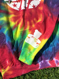 Fly Definition Classic Tie Dye Hoodie
