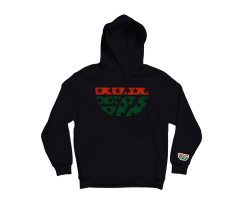 Fly Definition BHM Patch Hoodie