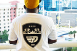 Fly Def FC XL Patch T-shirt
