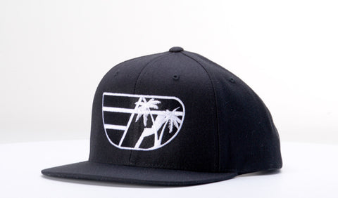 Fly Definition Paradise Logo Snapback