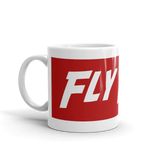 "Fly Definition ""Fly Def"" Box Logo Coffee Mug"