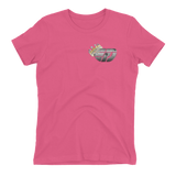 Fly Definition Women's Royal Crown Tee