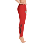 Fly Definition Women's Royal Warrior Leggings
