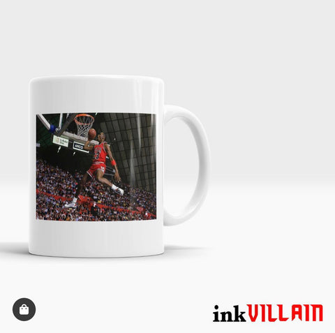 Fly Definition x Ink Villain MJ Coffee Mug