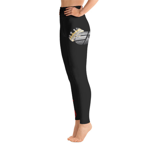 Hight Waist Royal Warrior Leggings