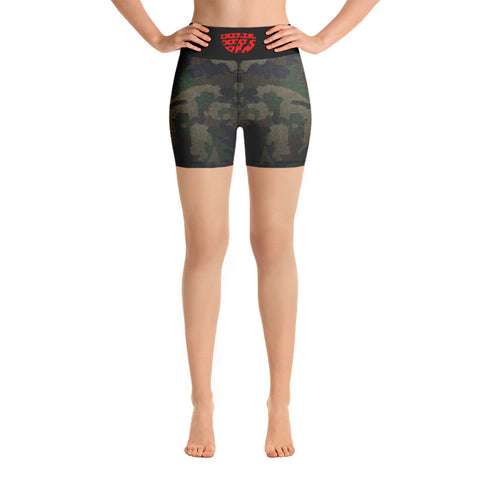 Fly Definition Women's Camo Shorts