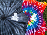 Fly Definition x Dyenomite Men's Tie Dyed Tanks