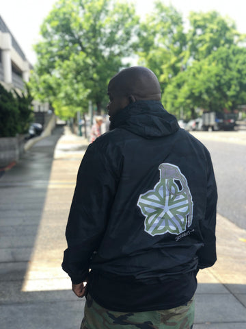 Fly Definition X Range FUA ROC Grenade Windbreaker