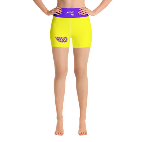 Fly Definition Women's Compression Shorts
