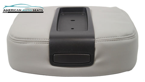 2011 2012 Chevy Silverado 1500 2500 3500 LT LTZ LS-Center Console Lid Cover Gray - usautoupholstery